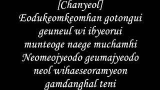 Repeat youtube video Exo Baby Don't Cry Lyric Korean Version