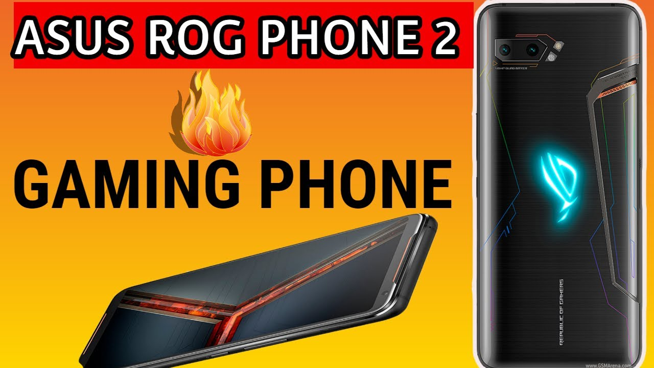 Asus Rog Phone 2 Review Price In Pakistan Youtube