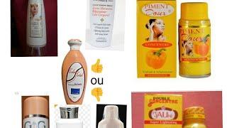 Faire un mélange avec piment doux ou peau jaune | différences