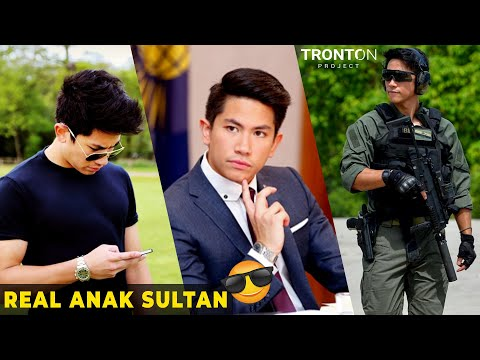 Real Anak Sultan | 9 Fakta Menarik Pengiran Anak Abdul Mateen | Tronton Project
