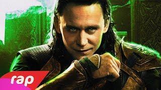 Rap do Loki (Thor) - O DEUS DA MENTIRA | NERD HITS