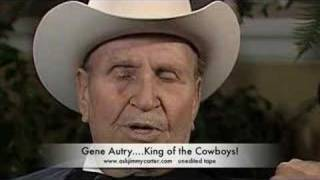 Gene Autry Interview