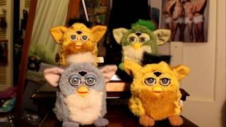 Furbys sing Twinkle Twinkle