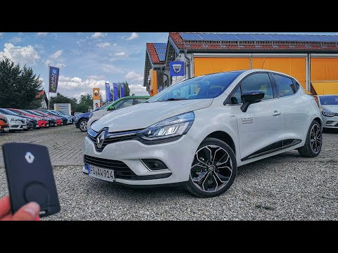 2019 Renault CLIO Bose TCe 90