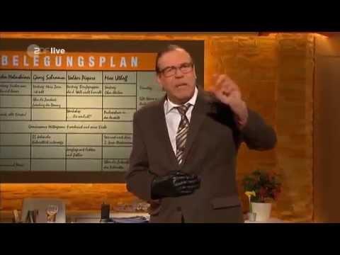 Georg Schramm - Die Fakten reden Klartext - Neues aus der Anstalt 01.10.2013 - Bananenrepublik