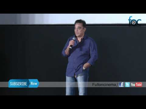 "Director Ike Had Covered Everything In SBKT Movie But Not With ""Thermocol"" - Kamal Haasan"