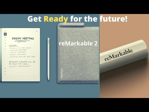 reMarkable 2 | OMG! feels like writing on REAL paper | How is it possible?