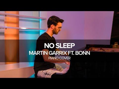 Martin Garrix ft. Bonn - No Sleep (Grand piano cover), Alberto Tessarotto
