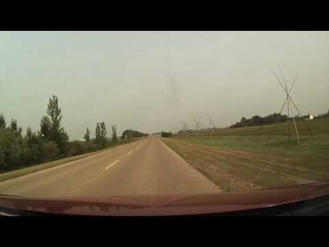 Saskatoon, SK to North Battleford, SK