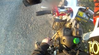 GoPro HD / Problème réglage carbu ça broute