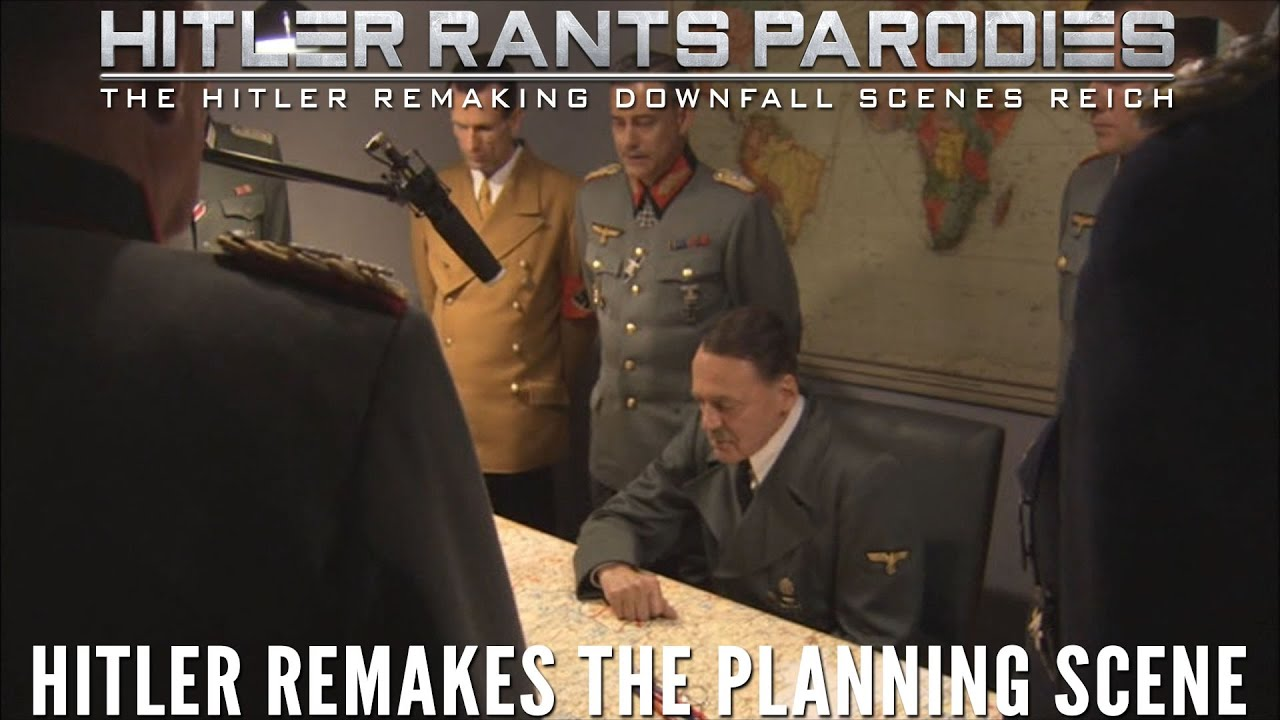 Hitler remakes the planning scene