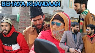 Behaya khandaan || Happy new year || Kashmiri kalkharabs
