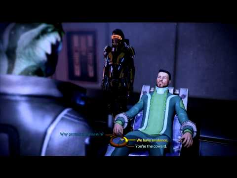 Mass Effect 2: It's good to be a Specter