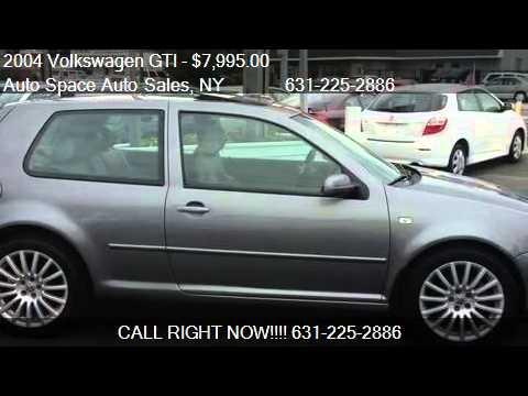 2004 Volkswagen GTI VR6 - for sale in Copiague, NY 11726