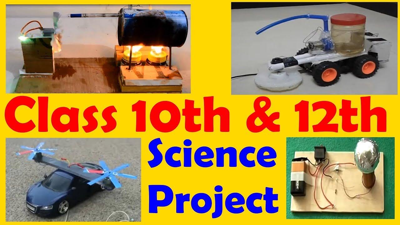 CBSE Class 10th Science Working Model Projects Ideas MUST ... on Model Ideas  id=60709