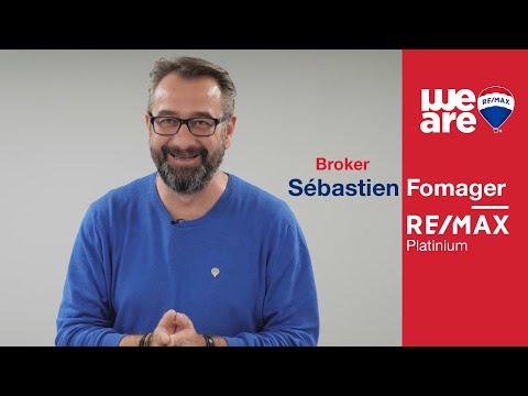 Témoignages | Broker Sébastien Fromager - RE/MAX Platinium