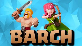 La Barch un'ottima strategia per il farming - Clash of Clans ITA