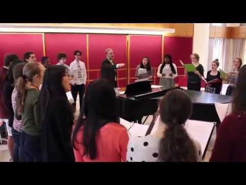 Phillips Exeter Academy Music Class