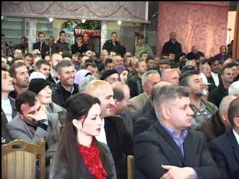 Tribina BKZ- a 'Stanje naroda' u Sjenici - Izlagač: Muftija Muamer ef. Zukorlić, 12.4.2012.