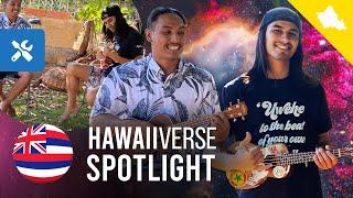 Hawaiiverse Spotlight: Ashton Nicolas