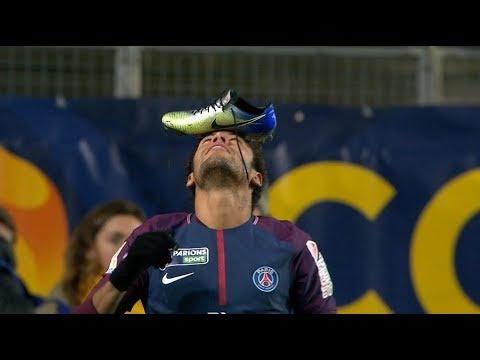 Neymar Jr vs Amiens Away HD 1080i (10/01/2018) 🔥