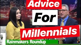 Tips for Millennials and Young Professionals
