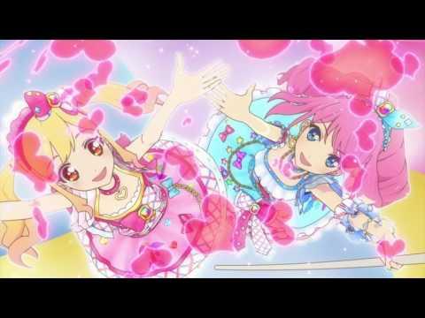 (1080p) Aikatsu Stars - Movie - Yume & Laura - POPCORN DREAMING -