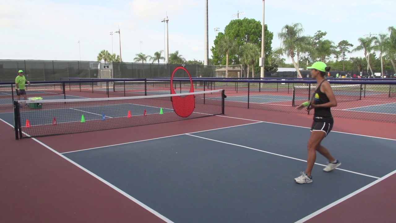 Pickleball Tutor Tips: How to Practice Shot Patterns
