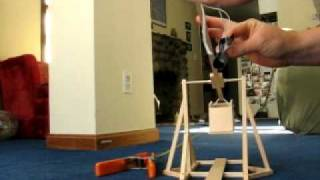 Trebuchet Kit Launch