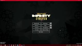 Tutorial FTB Infinity Evolved Server mit Plugins