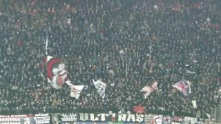 Leipzig - Eintracht Frankfurt 21.01.2017
