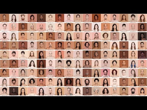 The beauty of human skin in every color  Angélica Dass