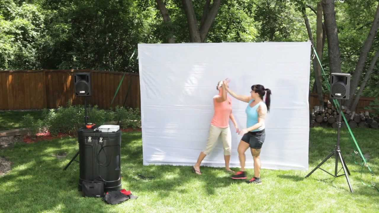 Backyard Theater Systems - Backyard Theater Systems - YouTube