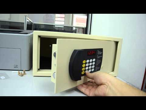 Malaysia Hotel Electronic Safebox