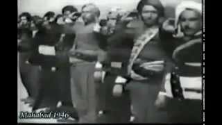 vuclip Mehabad Kürt Cumhuriyeti | 1946 - 1947