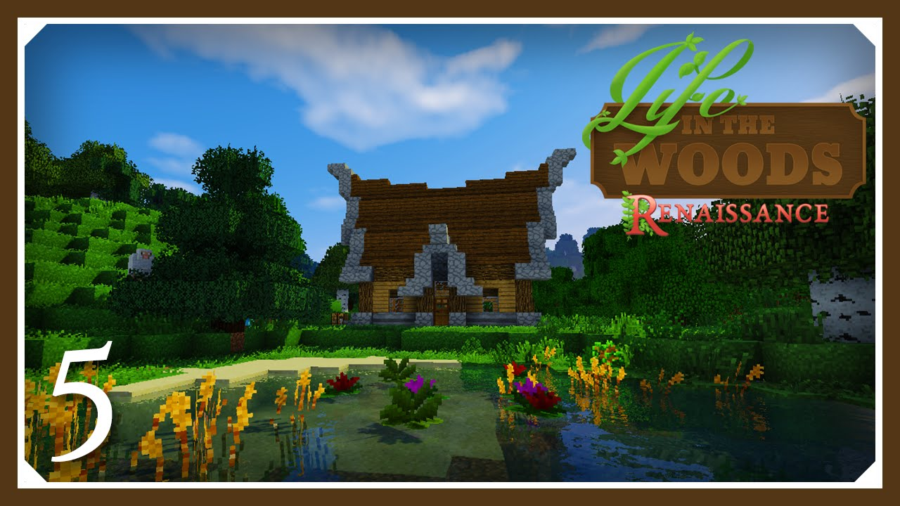 Minecraft Life In The Woods Renaissance Hungry