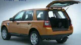 MSN Cars test drive of the new Land Rover Freelander 2