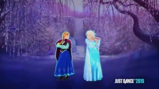 Just Dance 2015 - Let It Go (Pentatonix Version)