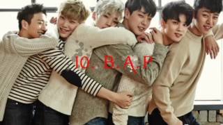 Video Top 10 Korean Boy Bands 2017 download MP3, 3GP, MP4, WEBM, AVI, FLV November 2017