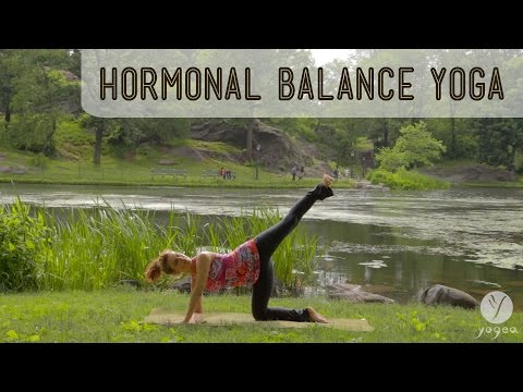 Hormonal Balance Yoga Routine: Navigation Reset (open level)