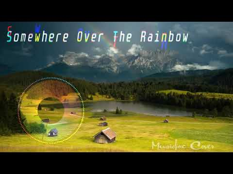 [Music box Cover] The Wizard of Oz - Somewhere Over the Rainbow