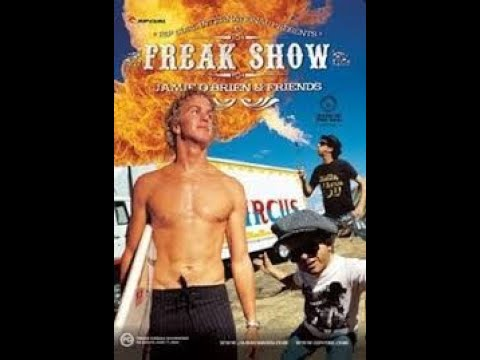 Jamie O'brien - Freak Show (full Surf Movie)