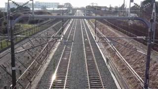 (hd) Bullet  Train  20090212 Goro@welsh Corgi
