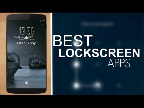 Best Android Lock Screen Apps 2016 ( Top 5 )