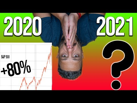 The Bull market's first year is OVER! Will the stock market crash now?