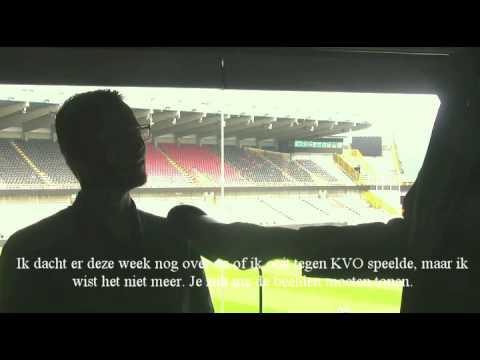 David Rozehnal voor Club Brugge - KVO