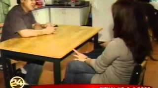 24 Oras Patrick Dela Rosa Inilipat Na Sa Qc Jail Oct.19,2010