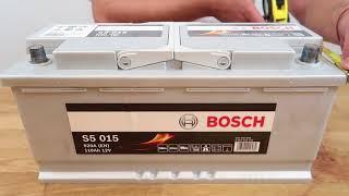 Автомобильный аккумулятор BOSCH S5 015 Silver Plus: обзор аккумулятора