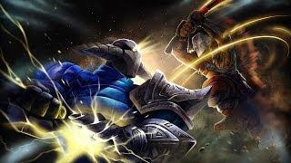 Epic Battle #9 - Sven Vs Juggernaut