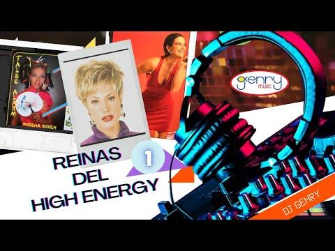 SOLO REINAS DEL HIGH ENERGY 1
